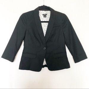 Ann Taylor Cropped Career wear Blazer. Size 2P